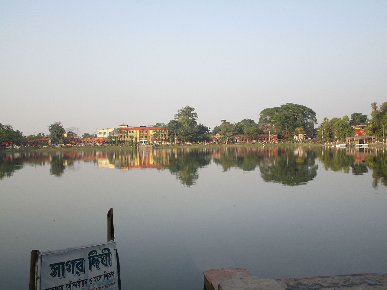 Amazing Tourist Places to Visit in Cooch Behar, WB-Sagar Dighi