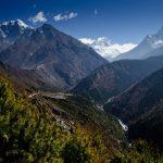 Sagarmatha National Park in Nepal
