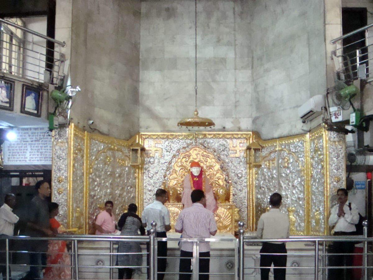 Amazing Spiritual Destination In Delhi-Sai Baba Mandir