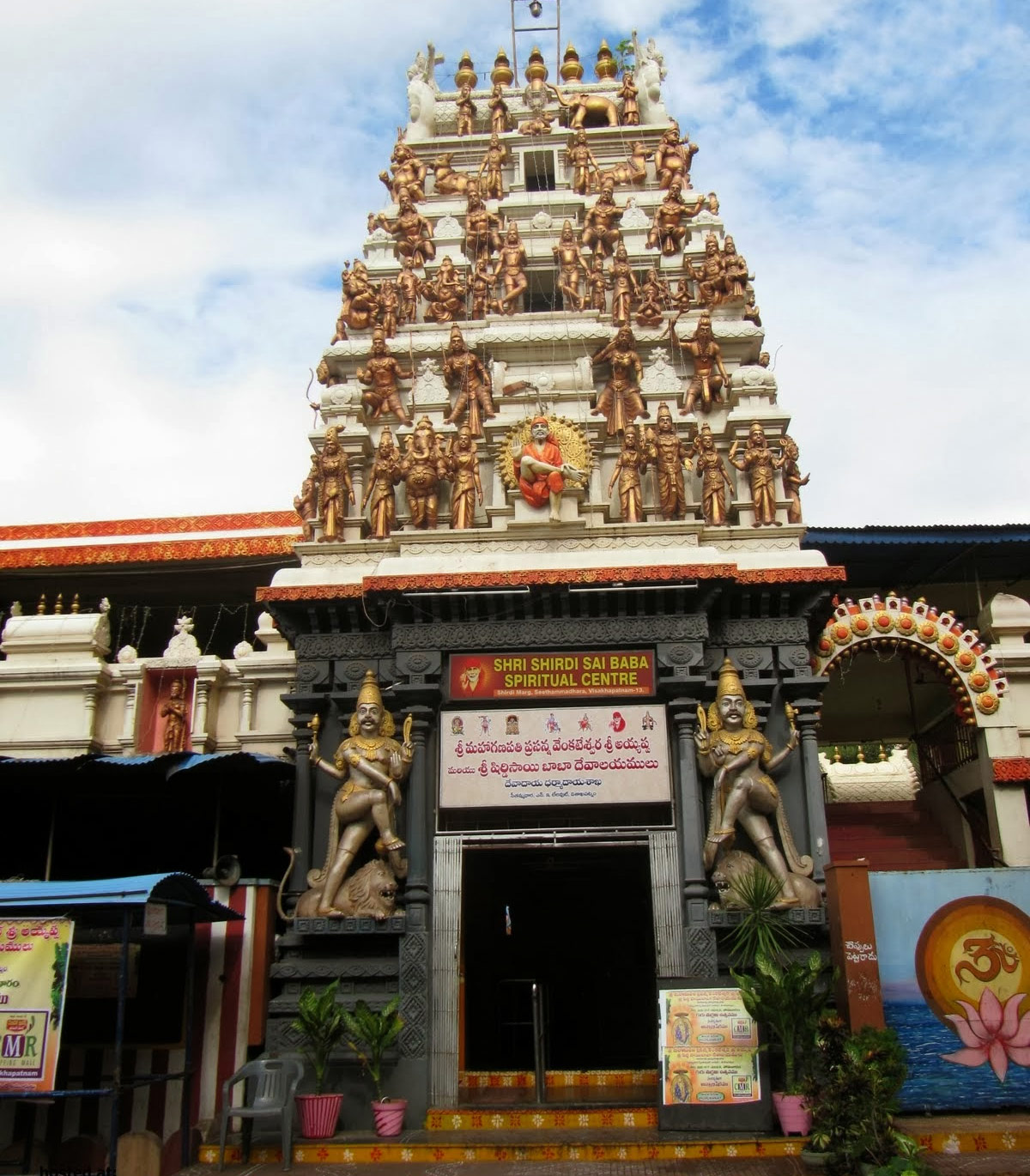 Incredible Temple To Visit in Vizag-Sai Baba Temple