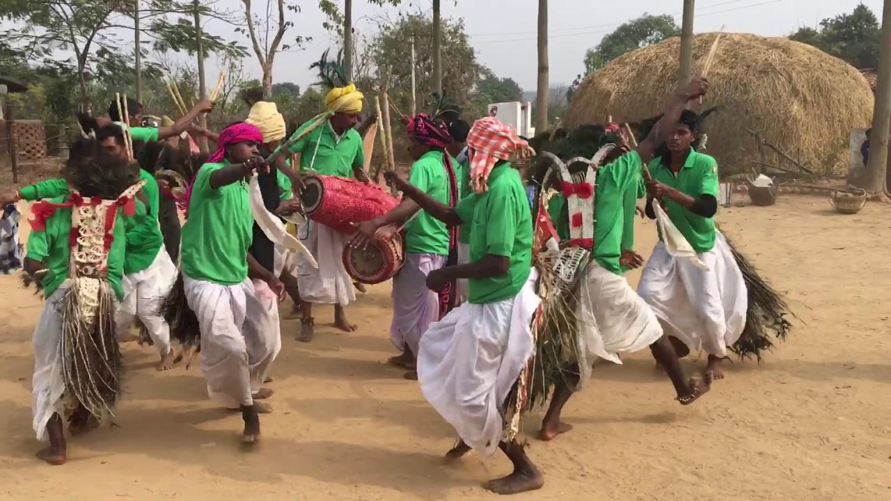 Saila Dance - Popular Folk Dance of Chhattisgarh