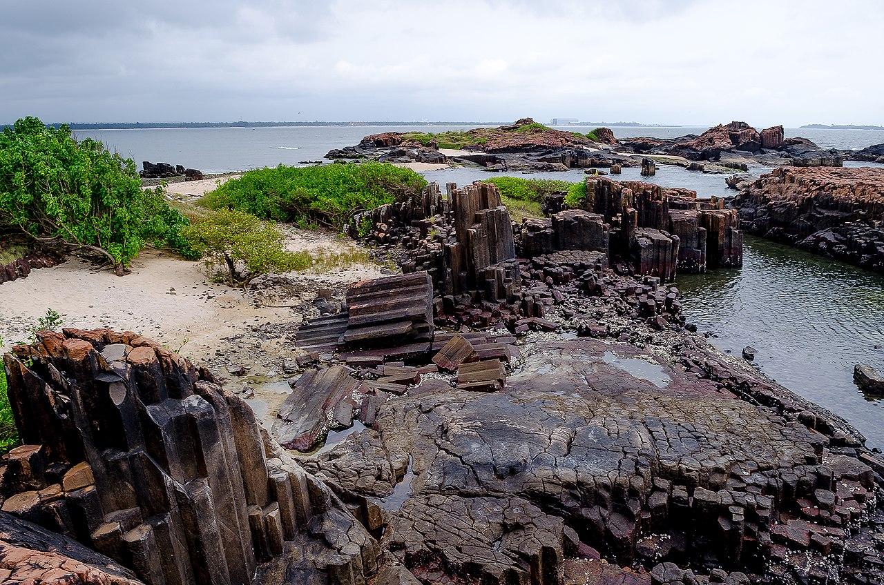 Attraction Tourist Place Nearby Maravanthe Beach-Saint Mary's Island