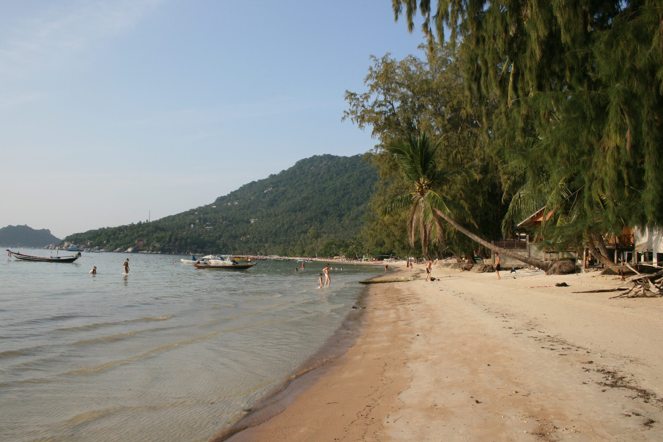 Amazing Beach in Thailand For You To Soak in the Sun-Sairee Beach