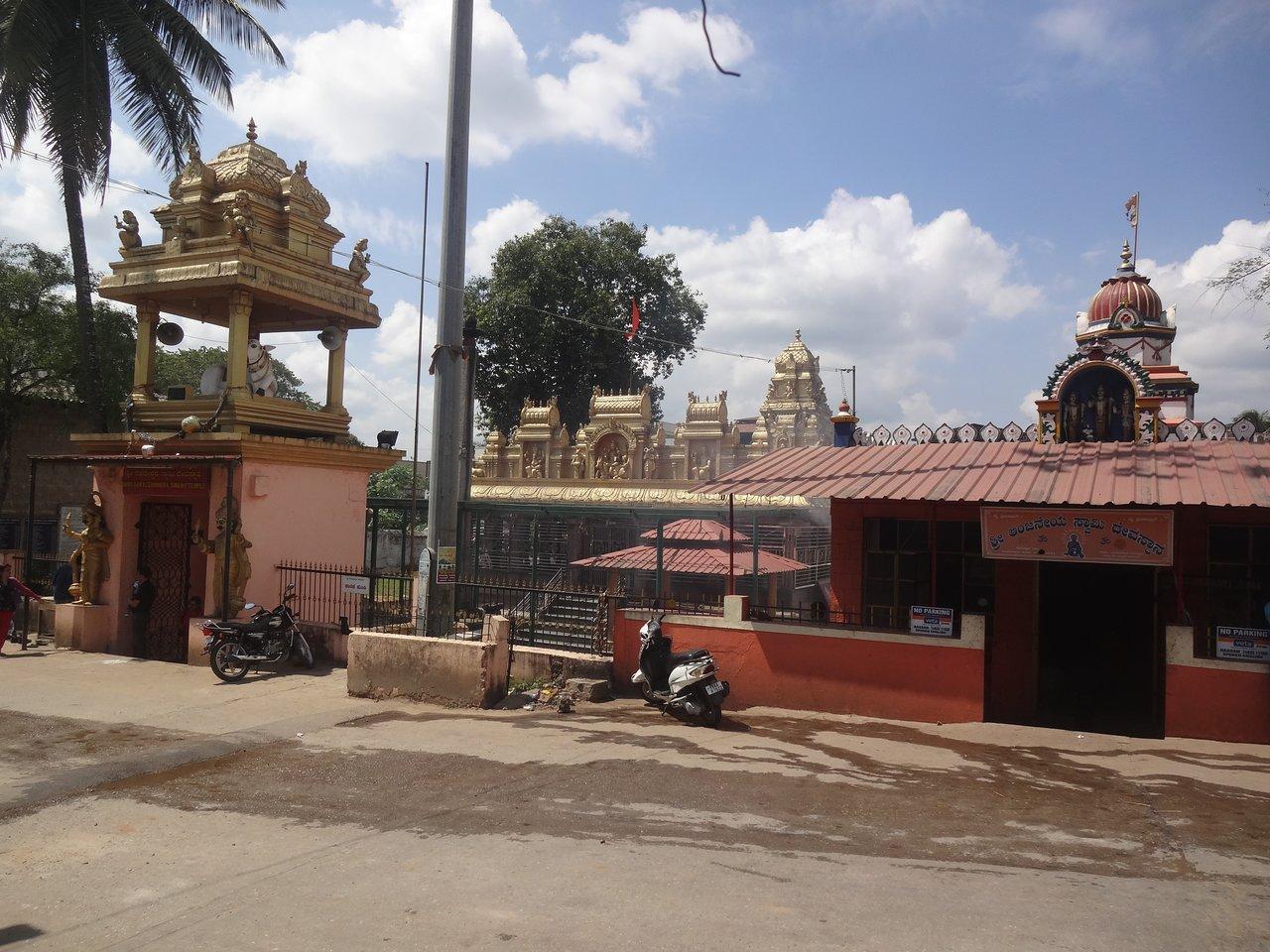 Place To See Near Manjarabad Fort In Sakleshpur-Sakaleswara Temple