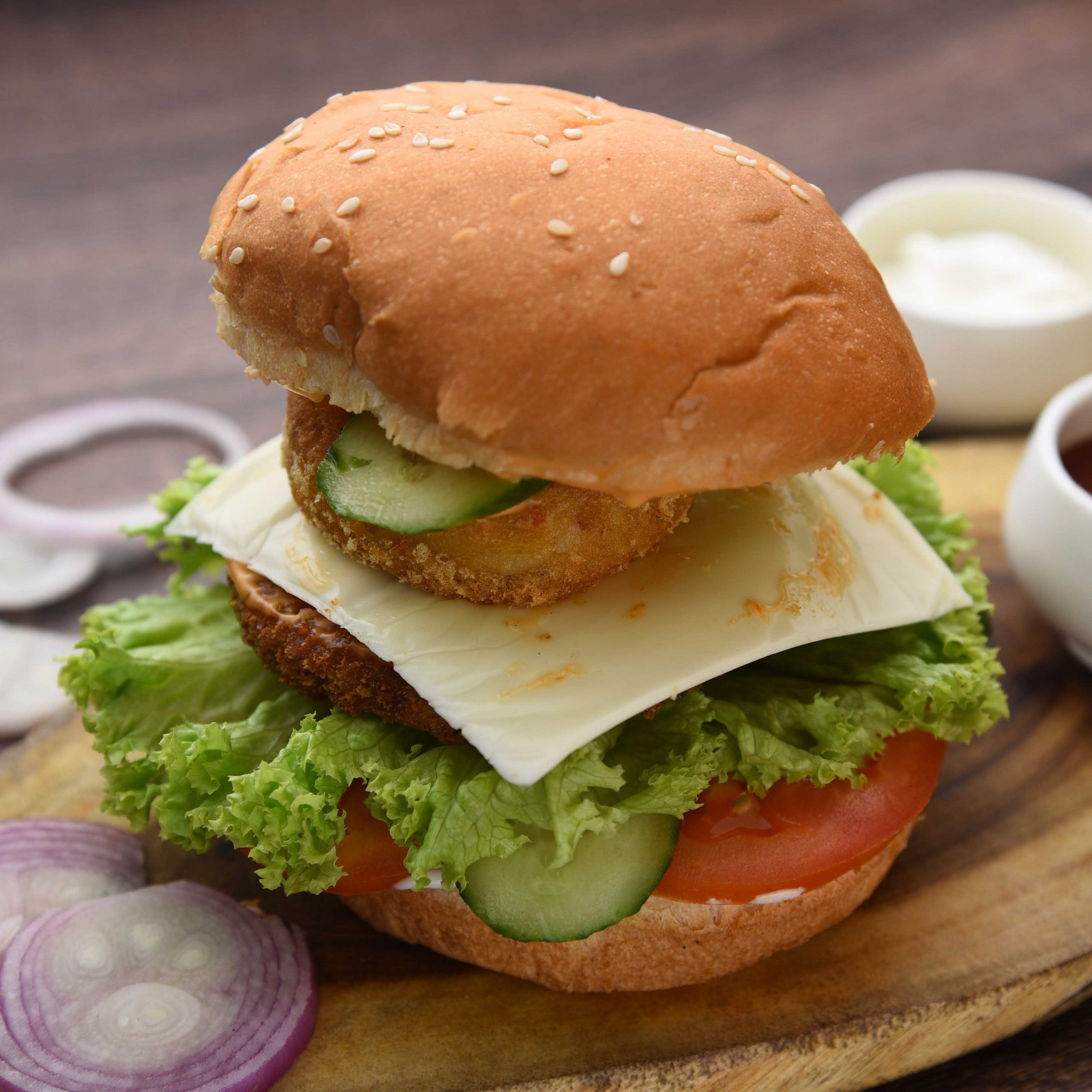 Salpicon, the Burger Shop - Try To Ent When In Chikmagalur
