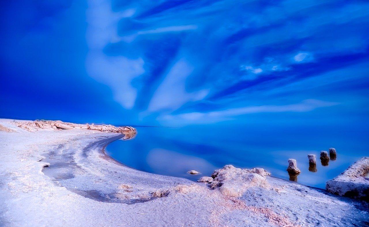 Best Hidden Gem In California-Salton Sea