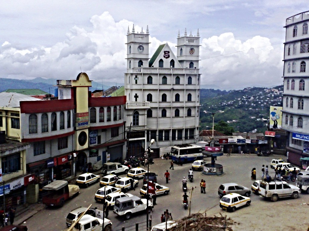 Salvation Army Temple - Best Place In Aizawl Which Every Wanderlust Traveler Must Visit