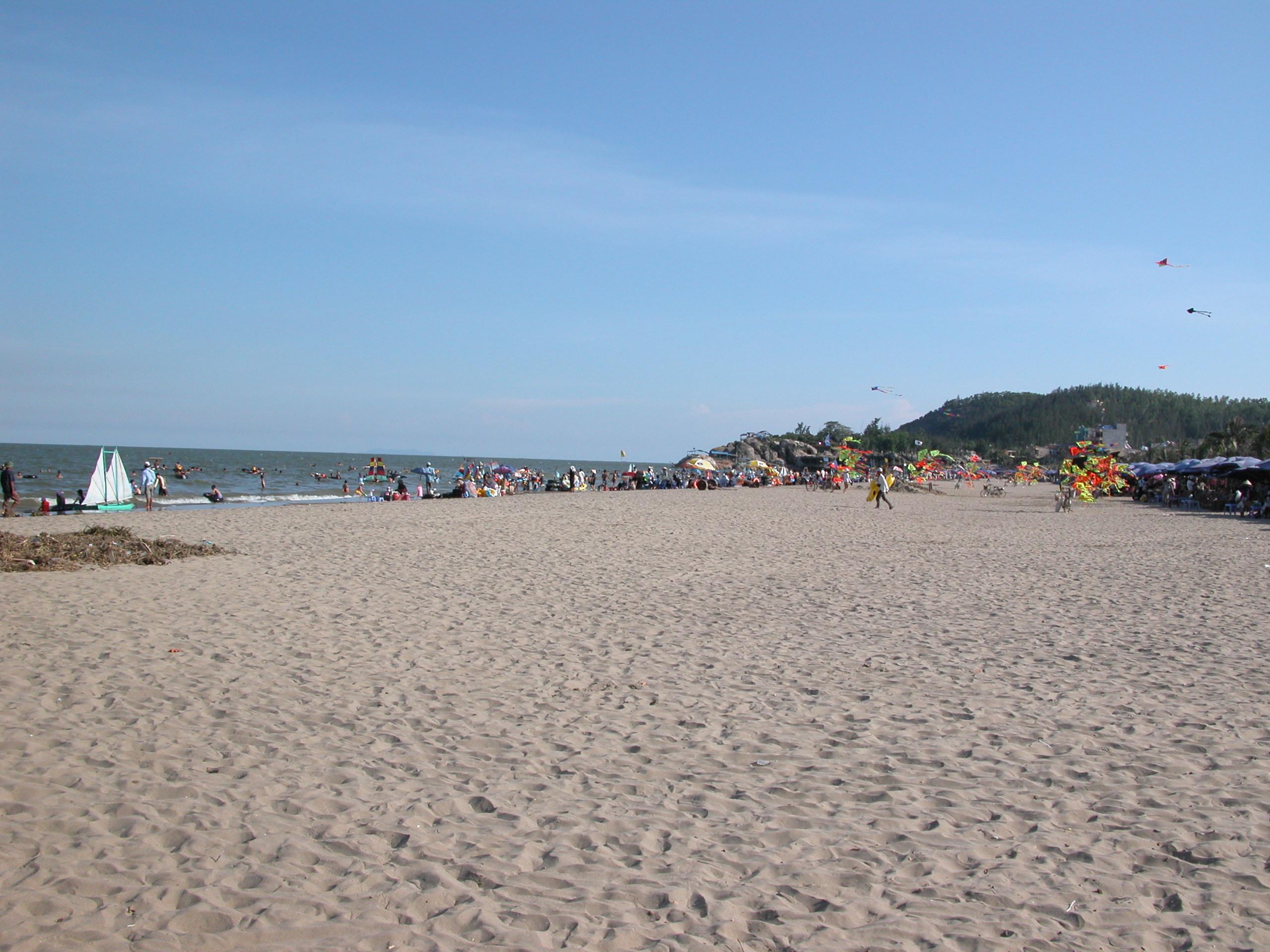 Best Sam Son Beach in Vietnam