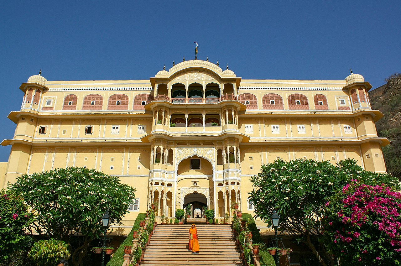 Must Visit Palace To Stay In Rajasthan-Samode Palace