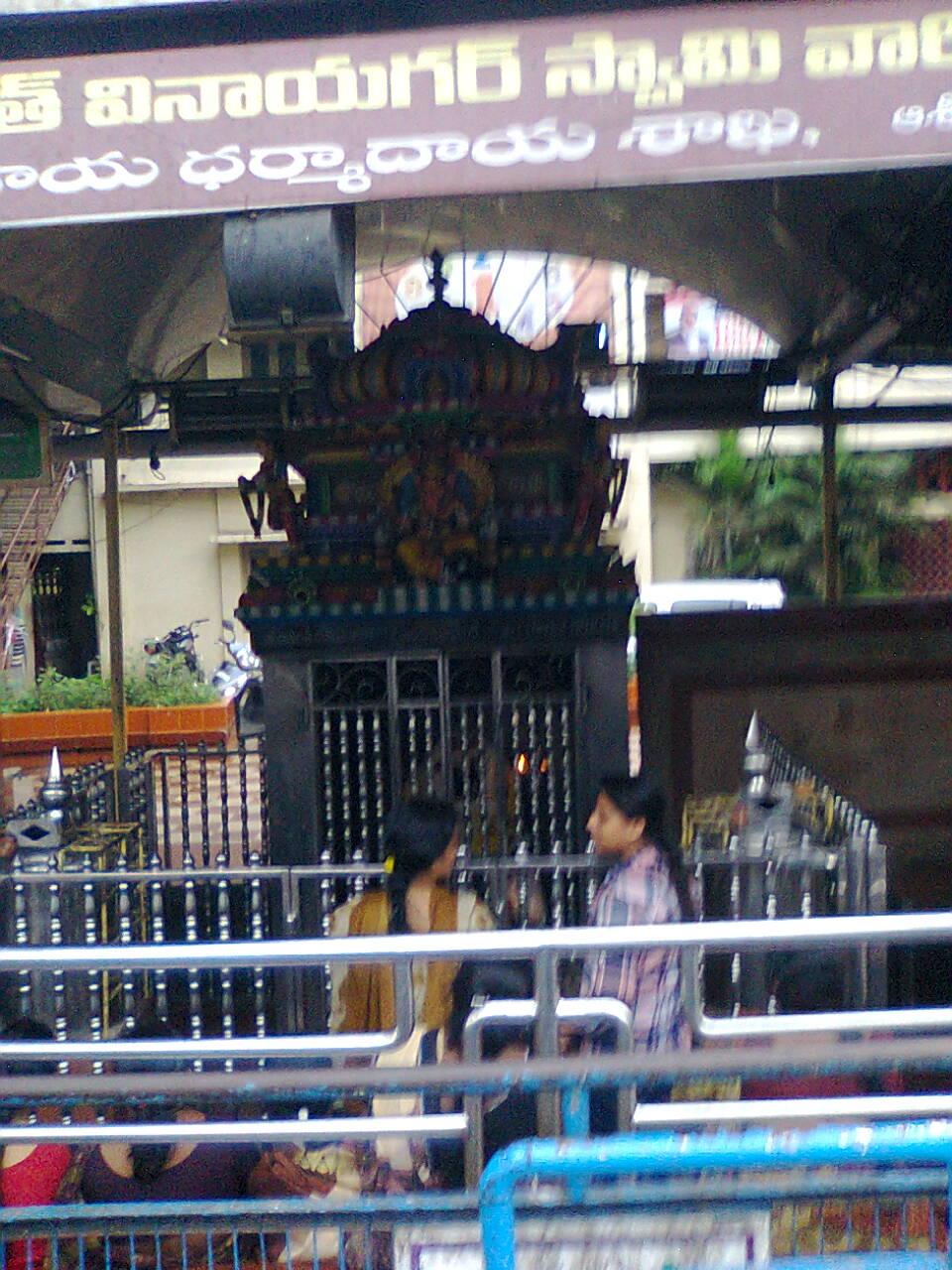 Amazing Temple to Visit in Vizag-Sampath Vinayagar Temple