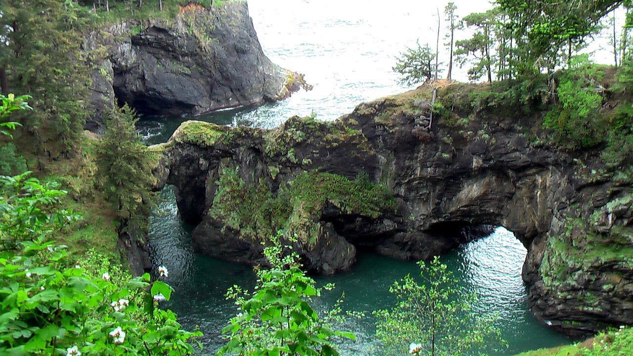 Best Visiting Place In Oregon-Samuel H. Boardman State Scenic Corridor, Brookings