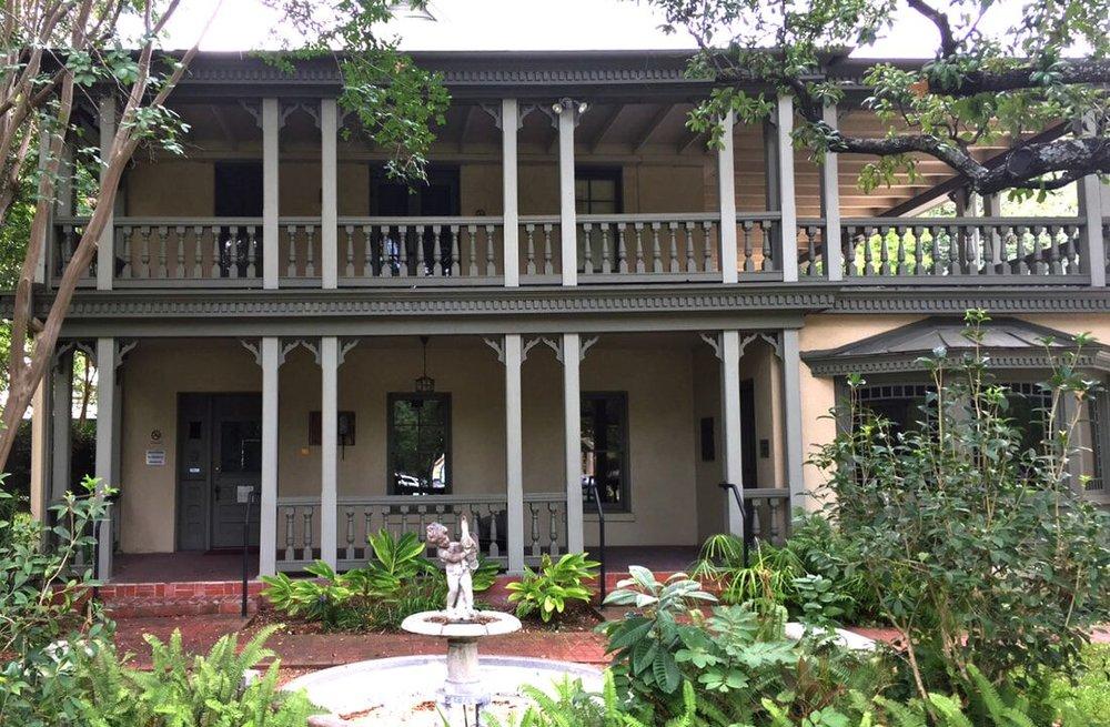 Best Museum in San Antonio-San Antonio Art League and Museum