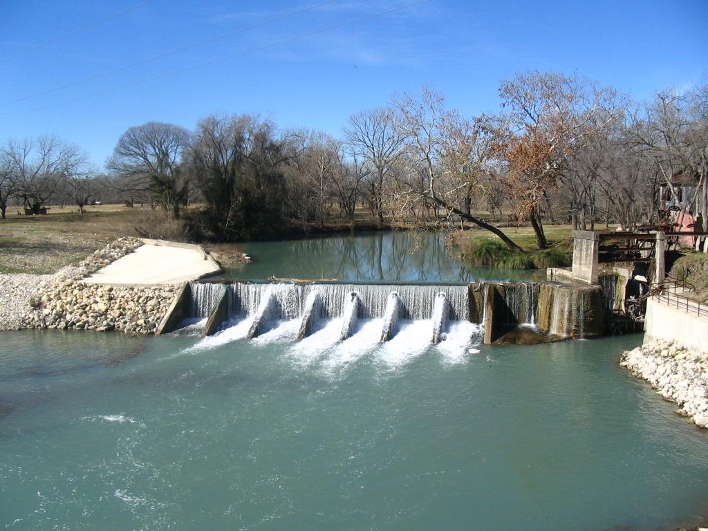 Road Trip Destinations in San Antonio-San Marcos River