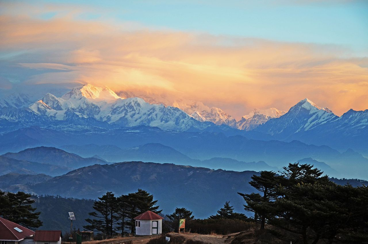 Top-rated Hill Station in West Bengal-Sandakphu