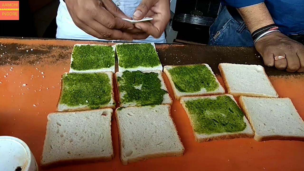 Popular Street Food Dish From Indore Which Every Foodie Must Try-Sandwich