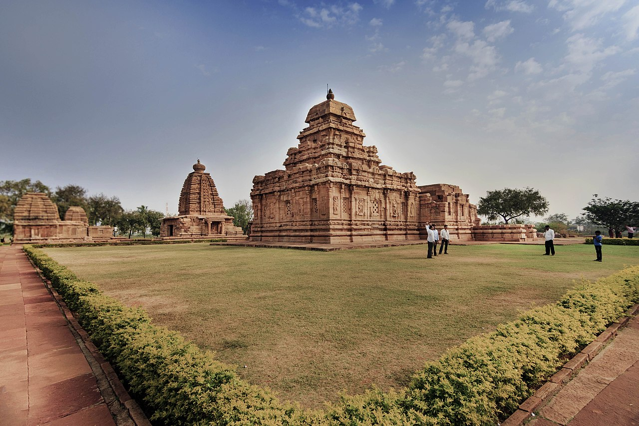Best Place To See In Pattadakal-Sangameshwara Temple