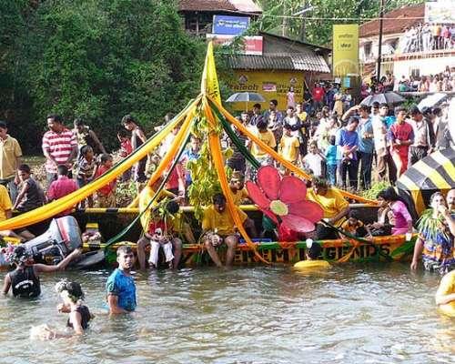 Popular Monsoon Festival in Goa-Sangodd