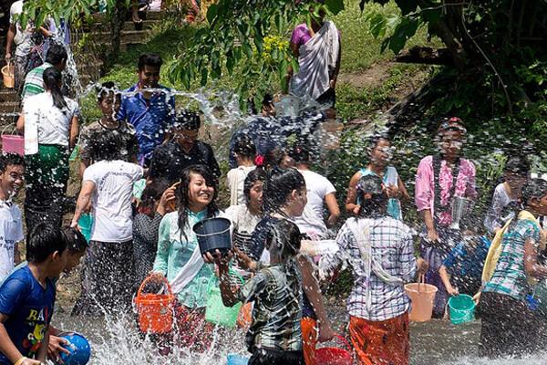 Top-Rated Festival Of Arunachal Pradesh-Sanken (Sangken)