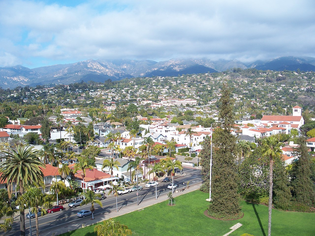 Best Tourist Place In Southern California-Santa Barbara