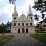Santa Cruz Basilica in Kochi - Amazing Church in Kerala