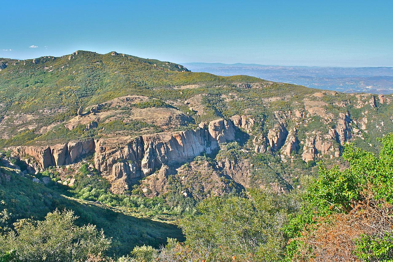 Amazing National Park in California-Santa Monica Mountains National Recreation Area