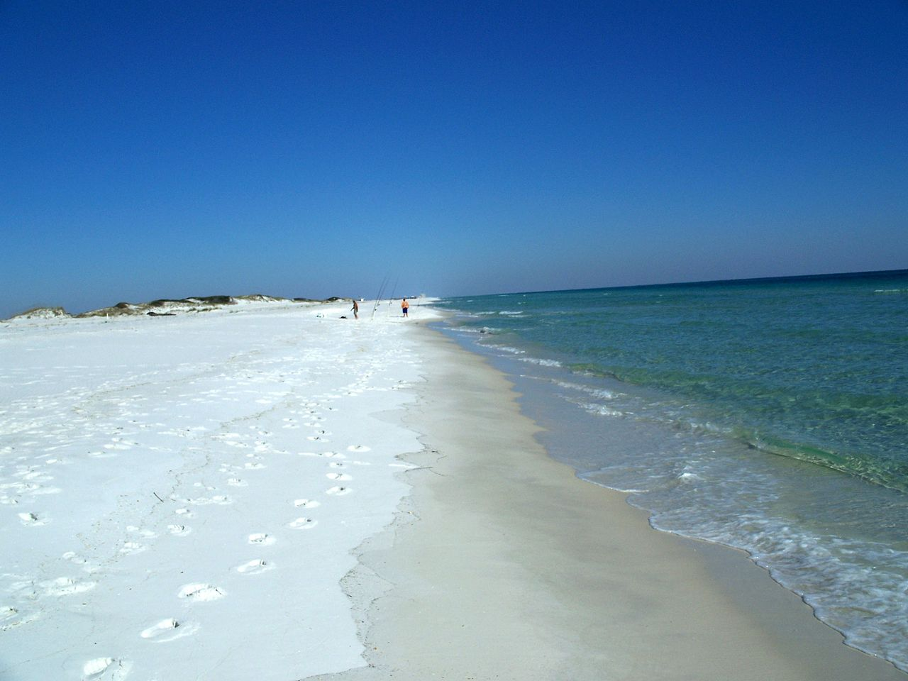 Attraction Place Of Emerald Coast That Draws The Tourist-Santa Rose Beach