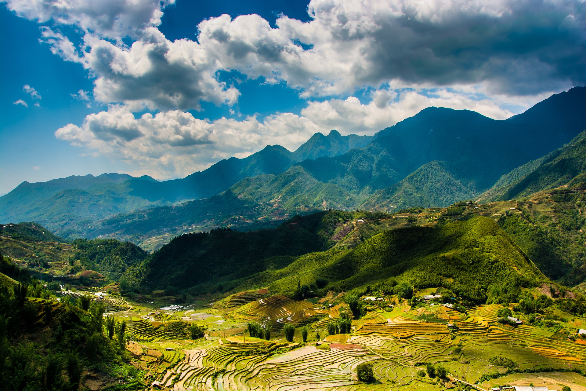 Sapa Countryside - Top Place in Vietnam That Every Tourist Must Visit