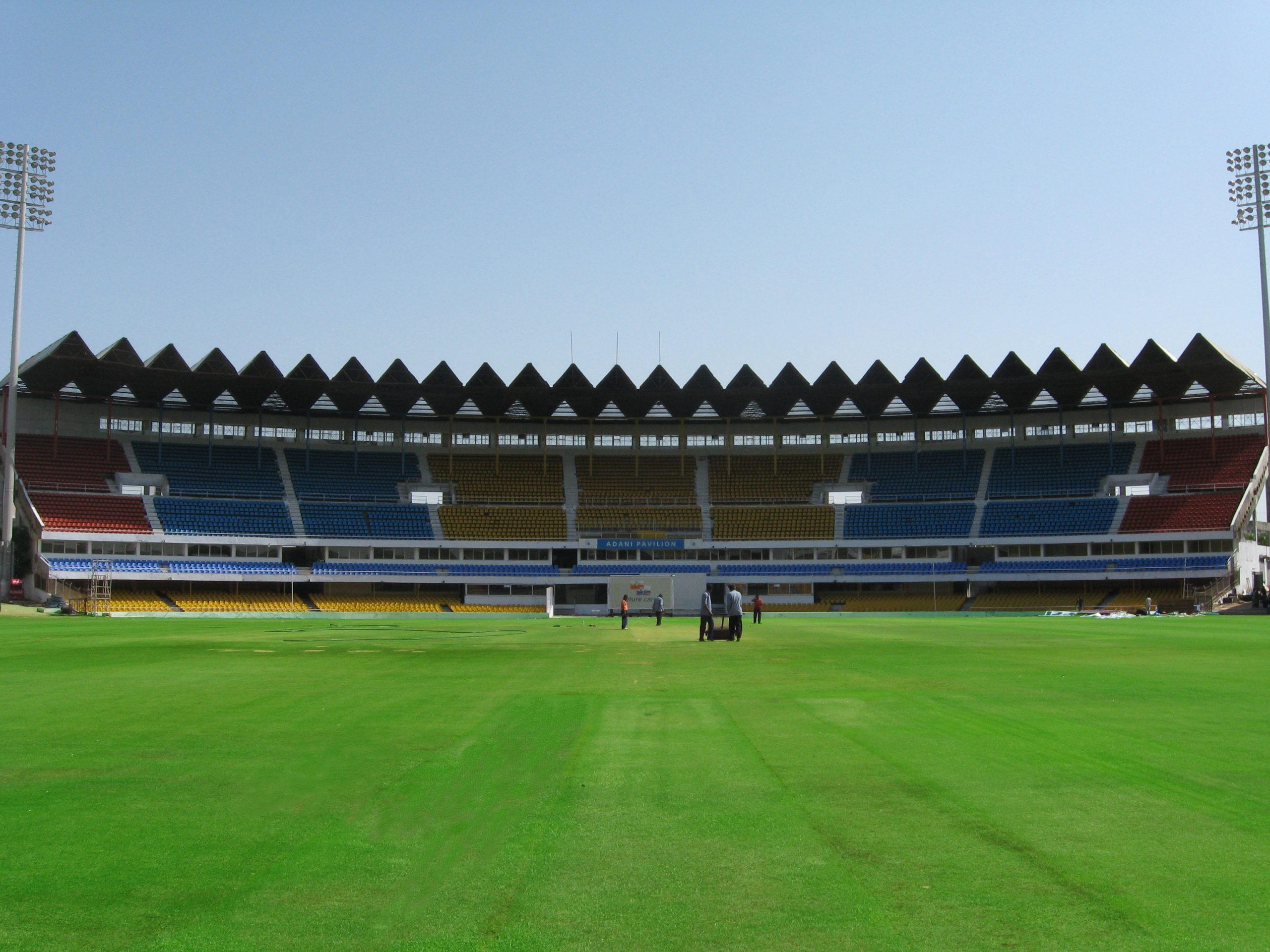 Sardar Vallabhbhai Patel Cricket Stadium Jama Masjid - Things to Do In Ahmedabad