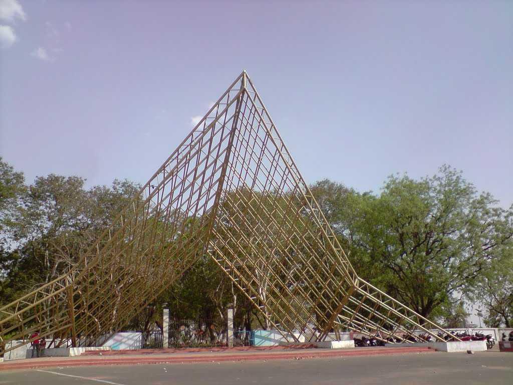Best Place To Visit In Gandhinagar-Sarita Udyan