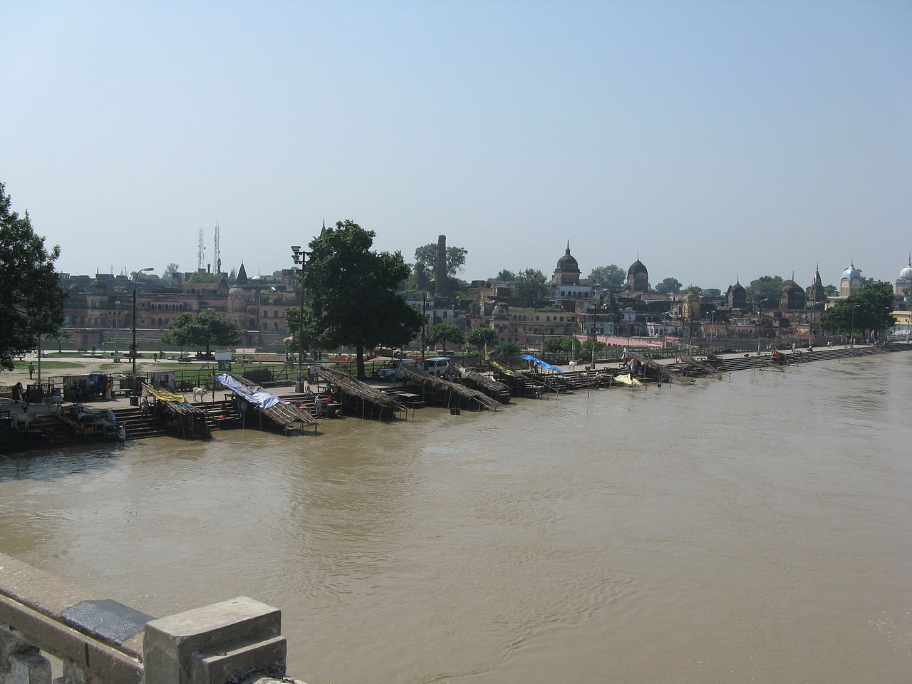 History of Saryu River & Major Attractions To Visit On The Banks of River Saryu