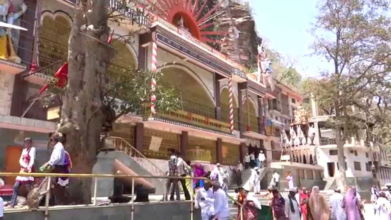 Amazing Place to Visit in Chitrakoot-Sati Anusuya Temple