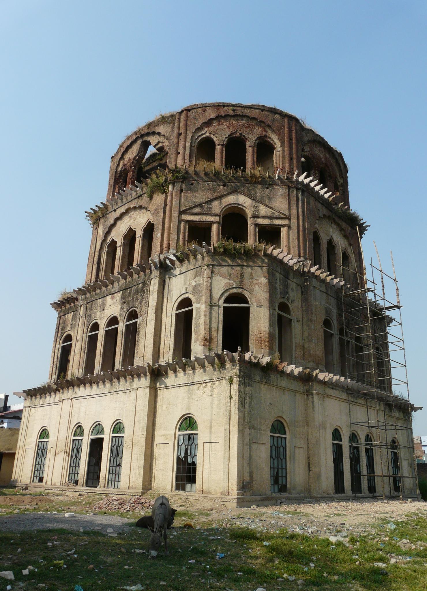 Other Attractions Of Chota Imambara-Satkhanda