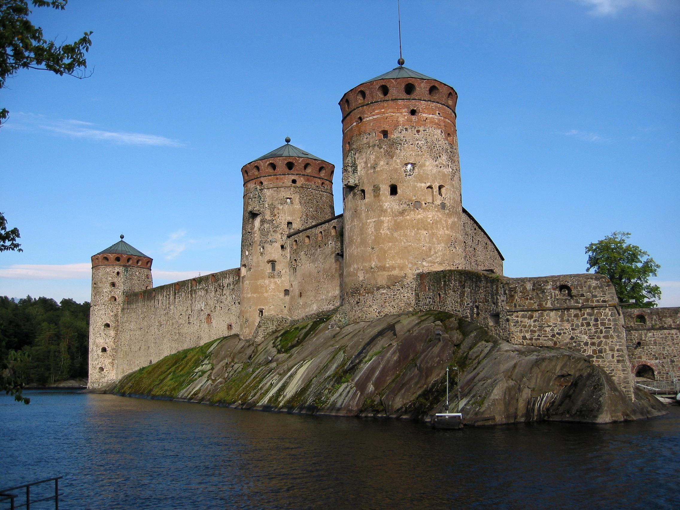 Savonlinna - Best Places To Visit In Finland
