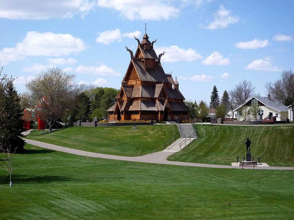 Scandinavian Heritage Park - Top Rated Tourist Attraction in North Dakota