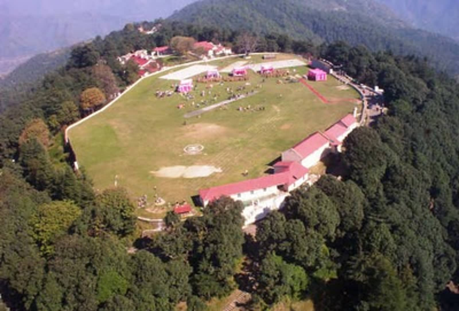 Amazing Place to Visit in Chail-School Playground