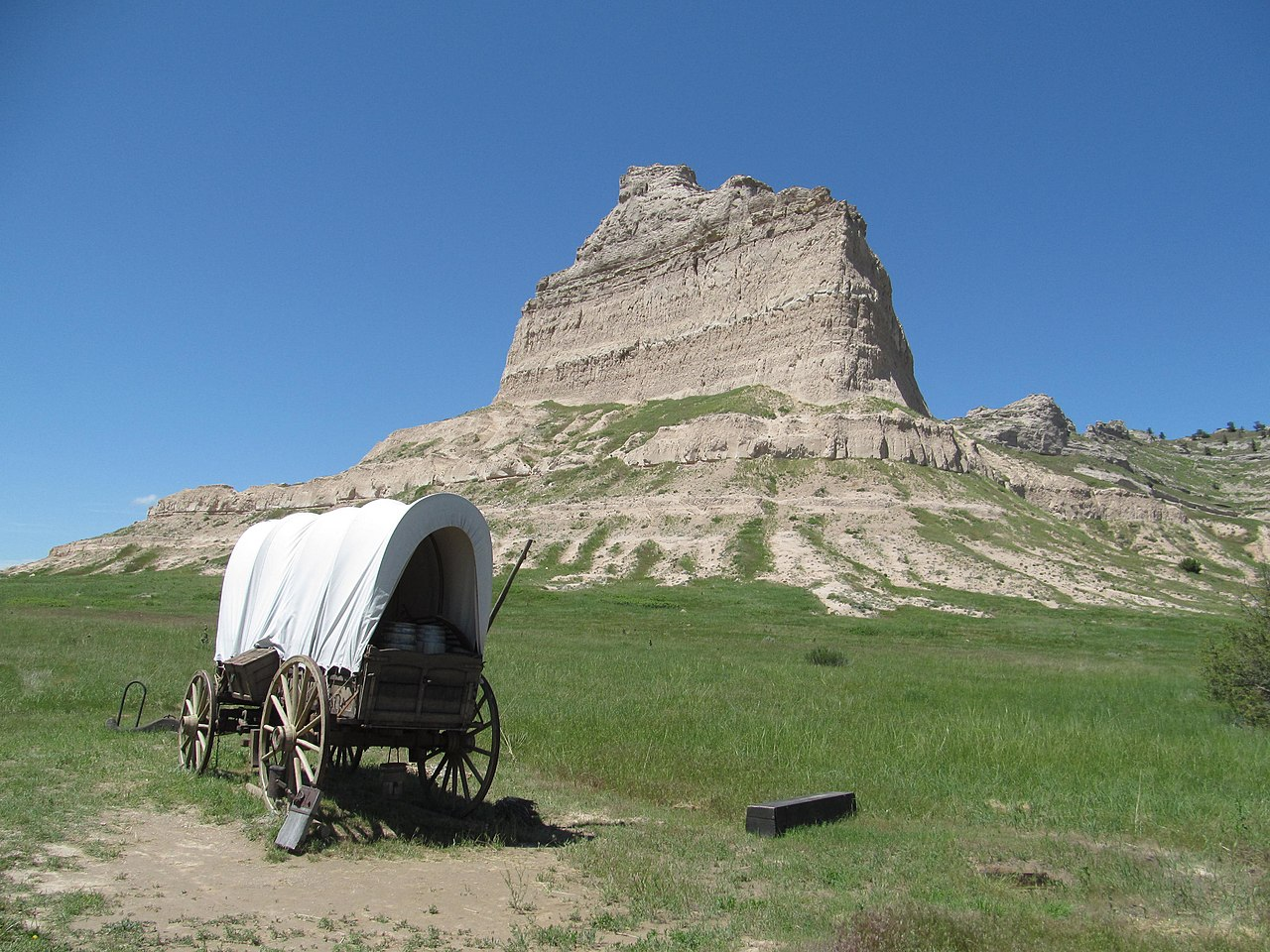 Top Attraction Place In Nebraska's-Scott Buffs National Monument