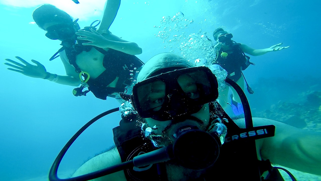 Scuba Diving Adventure Sports In Kochi That One Must Try