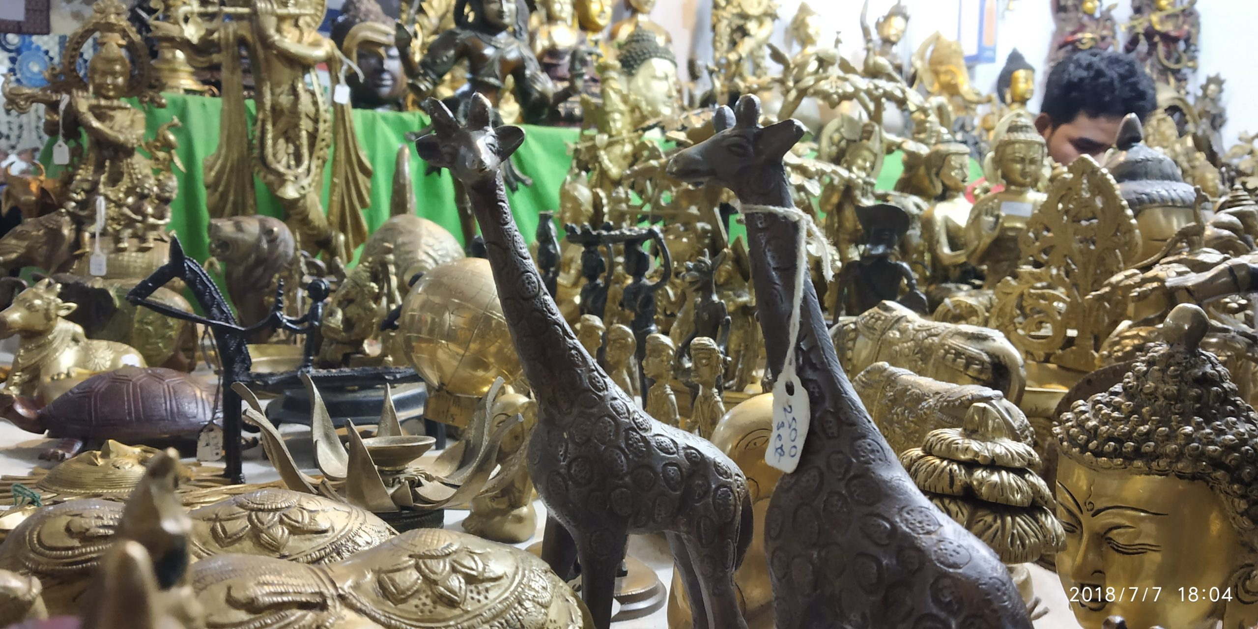 Where to Shop and What to Buy? (2020)-Sculptures