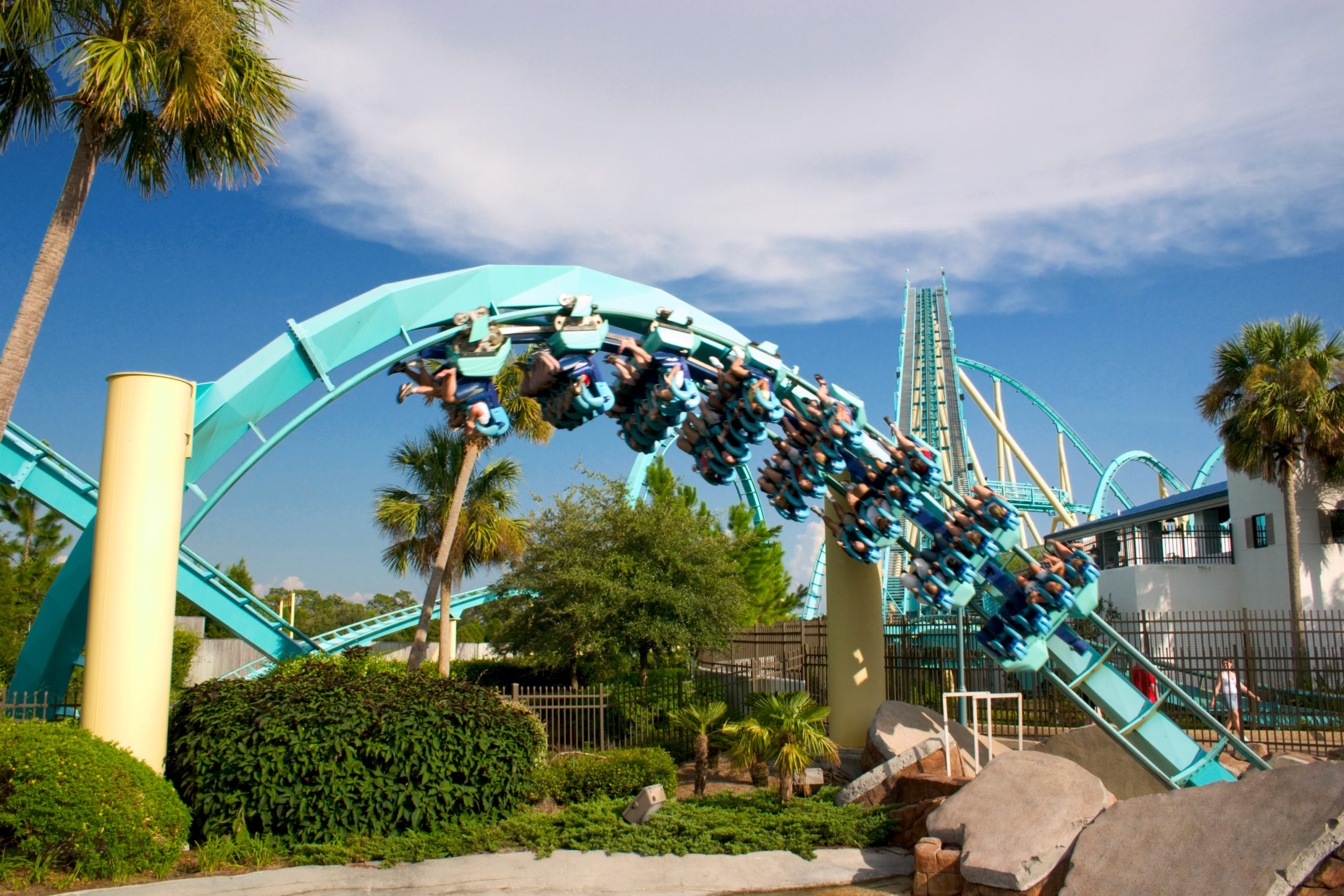 Top Theme Park In Orlando-Sea World