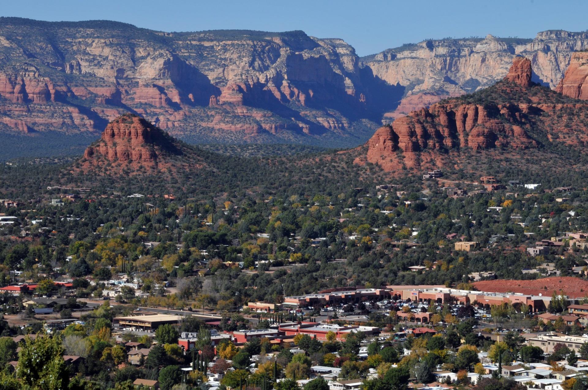 Nice Weekend Destination From Tucson-Sedona