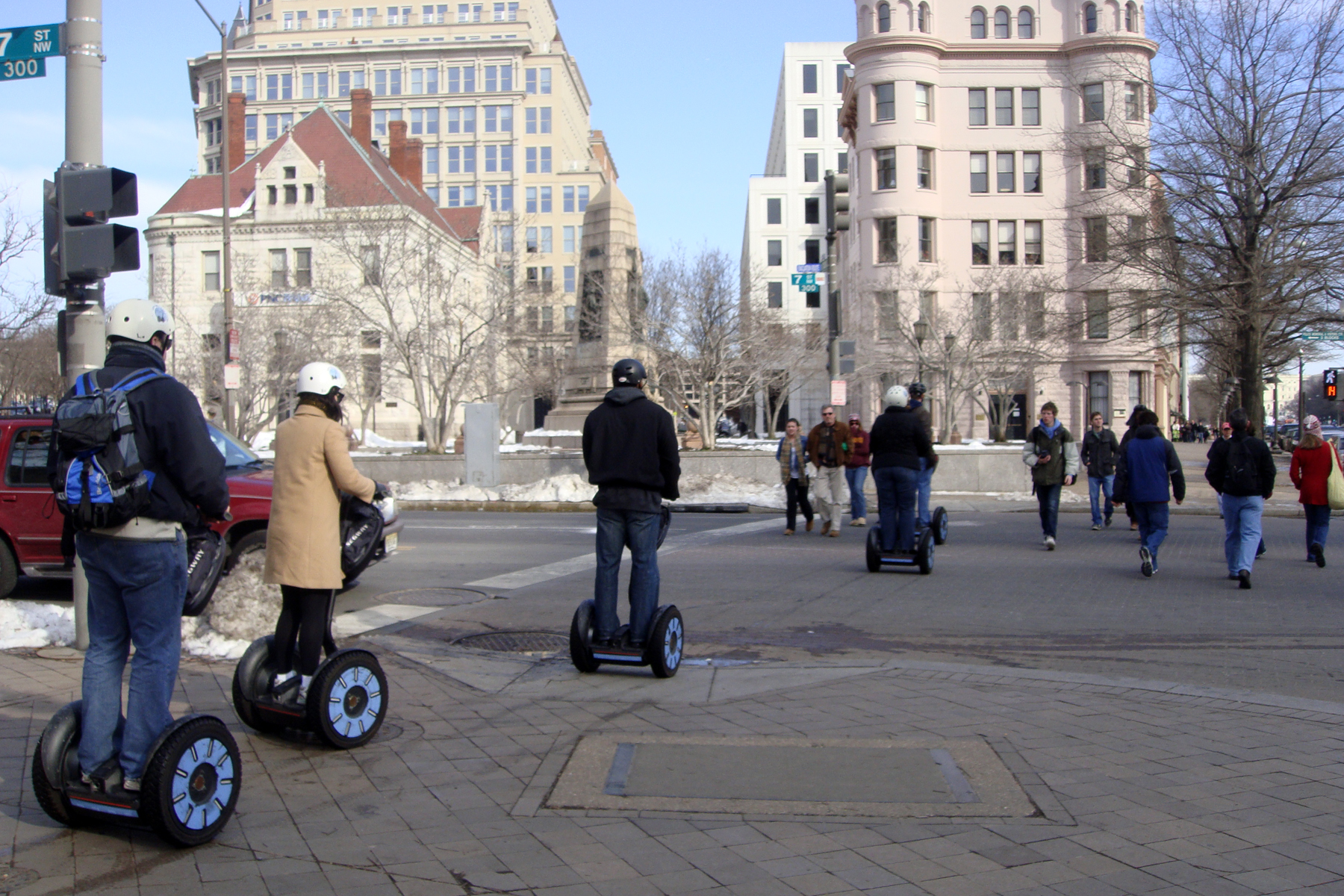 Can Tourists Go For A Sightseeing Tour - Washington DC