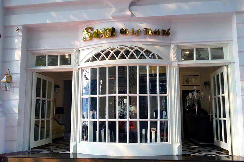 Best Restaurant to Try In Hanoi-Sen 60 Ly Thai