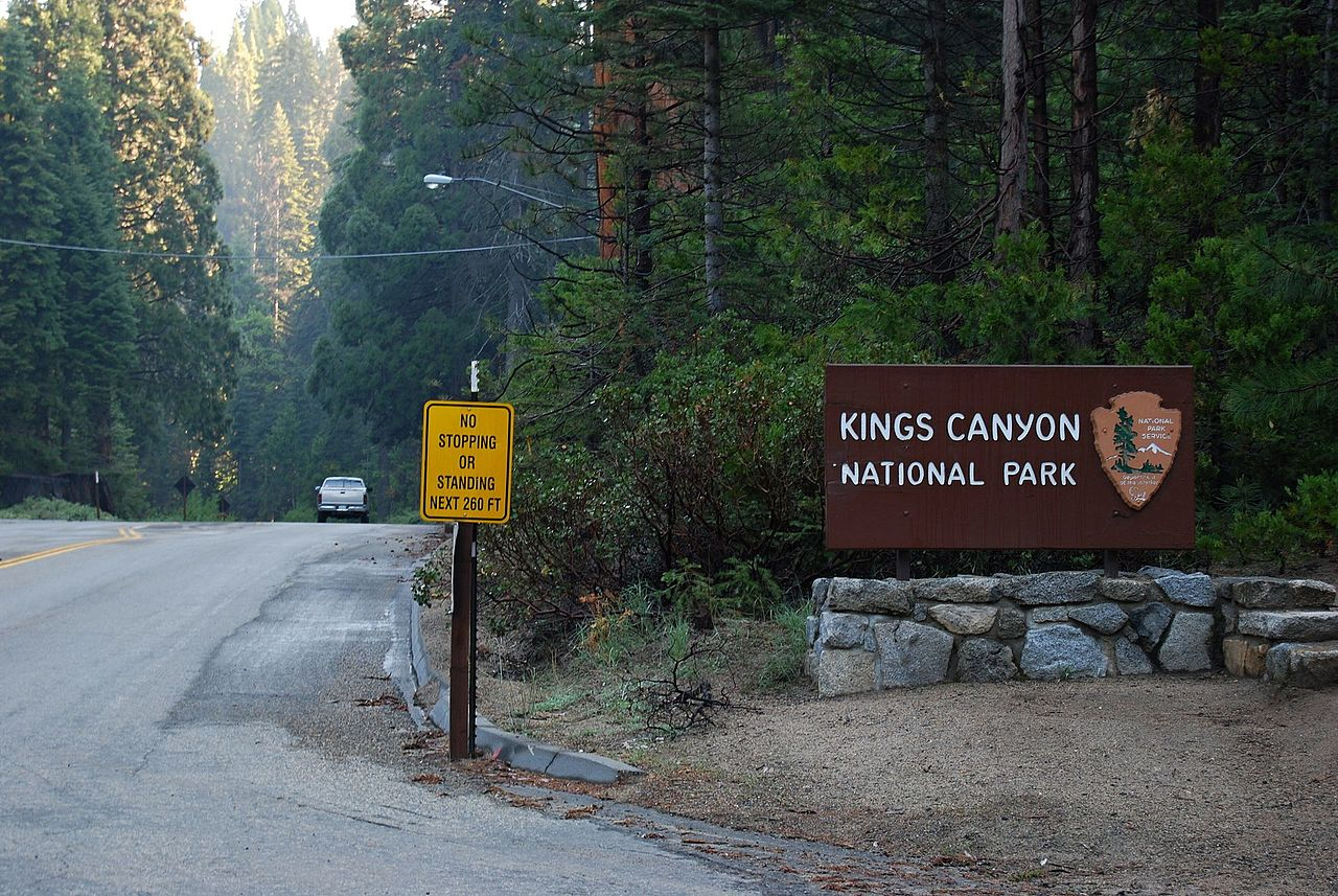 Beautiful Destination in California-Sequoia and Kings Canyon National Parks