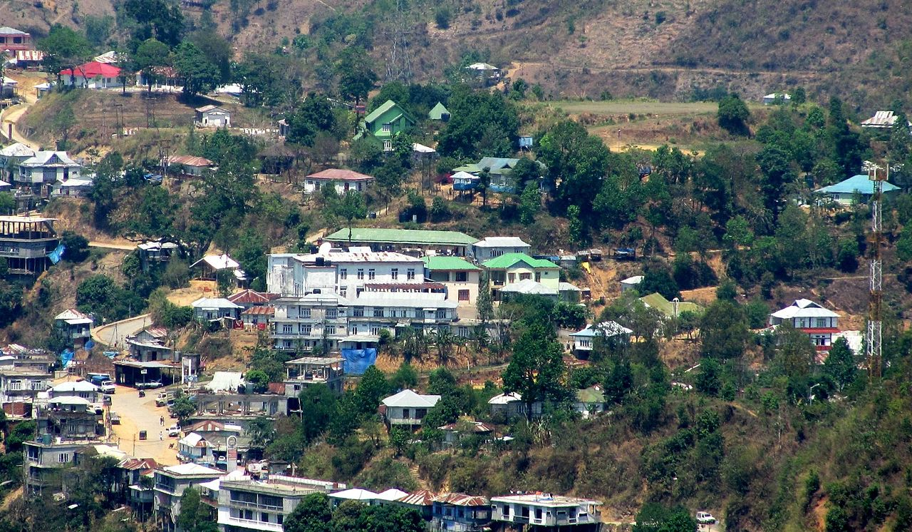 Serchhip - Top Place To Visit In Mizoram For A Fantastic Vacation