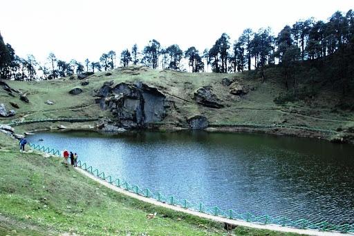 Best Place To See In Shojha-Serolsar Lake