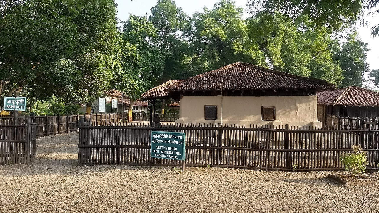 Top-Rated Weekend Destination from Amravati in Maharashtra-Sevagram Ashram