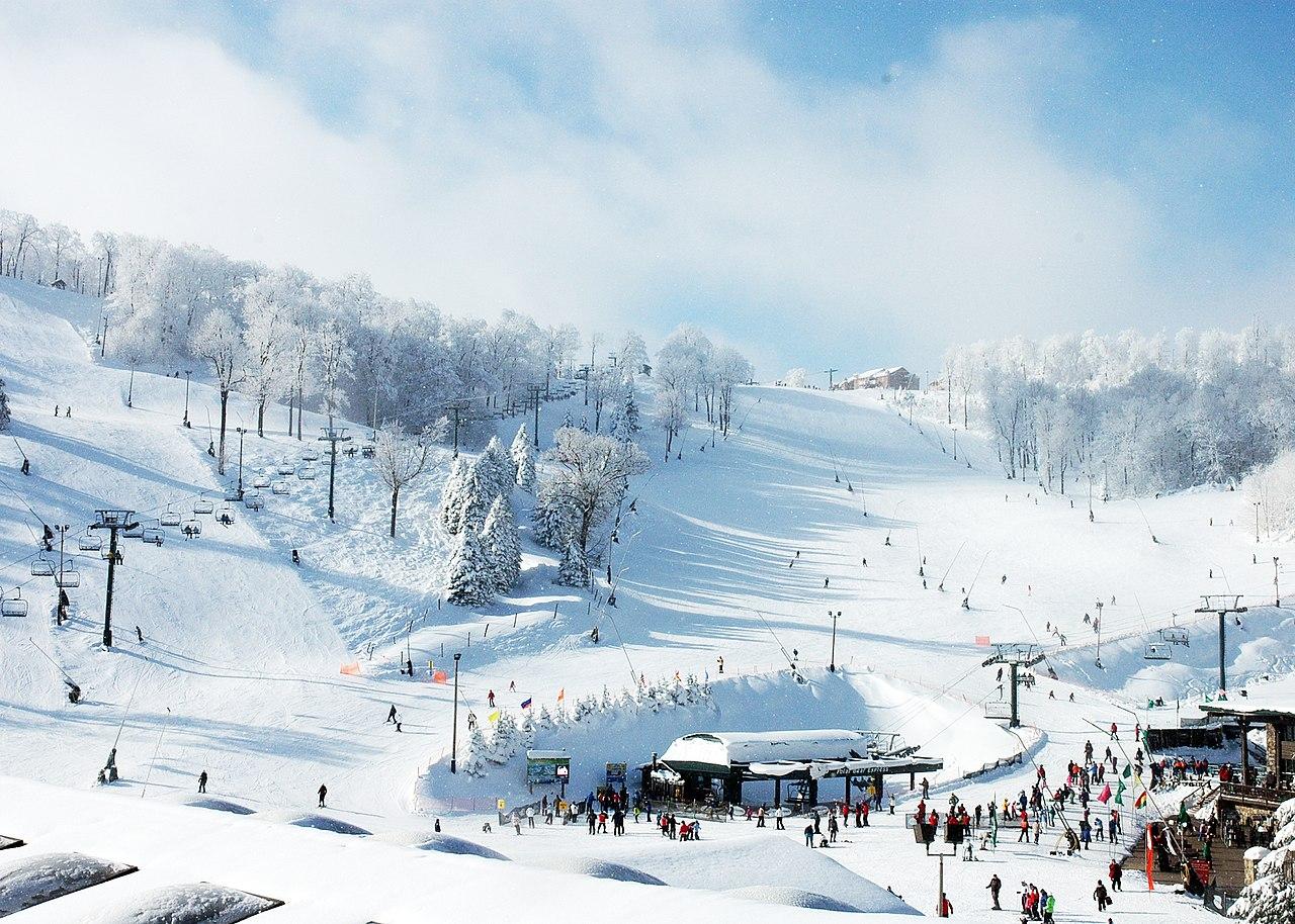 Seven Springs Mountain Resort - Ski resort to visit when in Pennsylvania