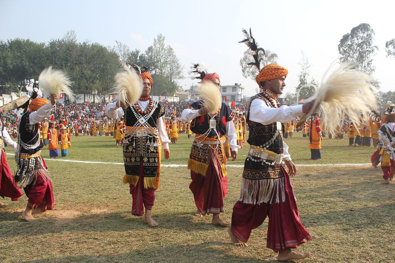 Famous Festival Of Meghalaya-Shad Suk Mynsiem