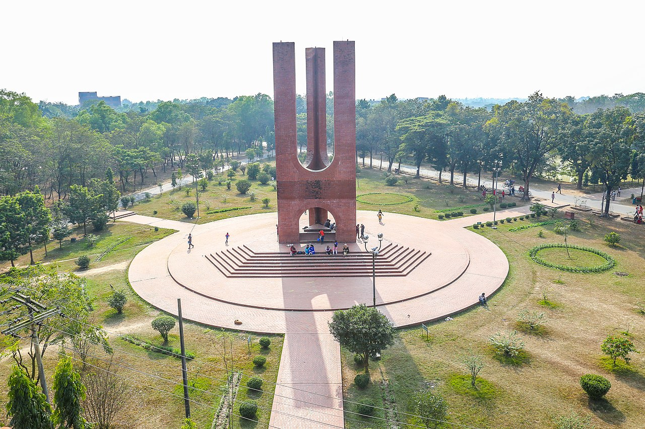 Nice Place to Visit In Imphal-Shaheed Minar