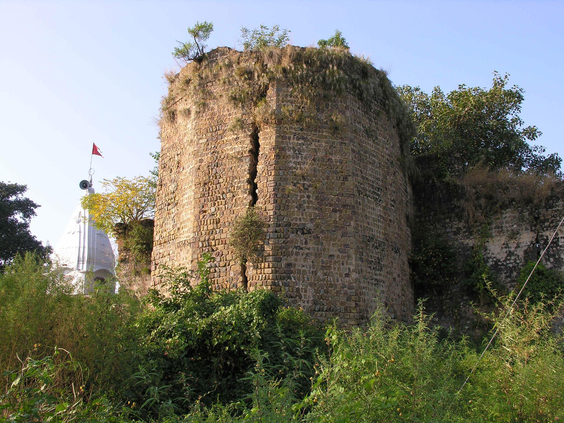 Shahpurkandi Fort